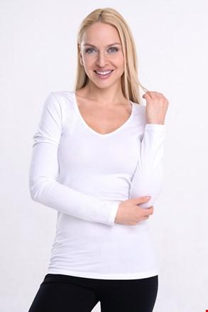 Damska bluzka Garzato z długim rękawem