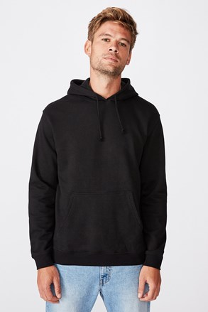 Czarna bluza Essential Fleece