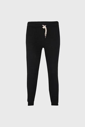 Ciemnoszare spodnie dresowe Trippy