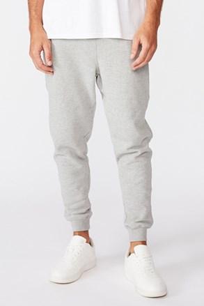 Szare spodnie dresowe Trippy Slim Trackie