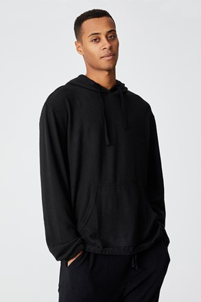 Czarna bluza Supersoft