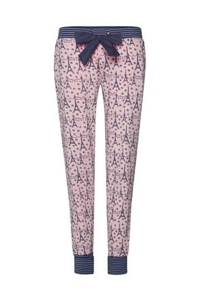 Damskie spodnie do spania Paris