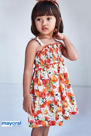 Dziewczęca sukienka z opaską Mayoral Melone