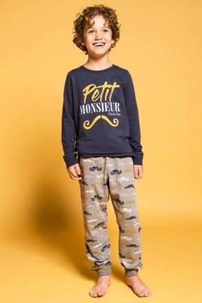 Piżama chłopięca Petit Monsieur