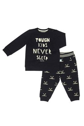 Chłopięca piżama Bulldogs