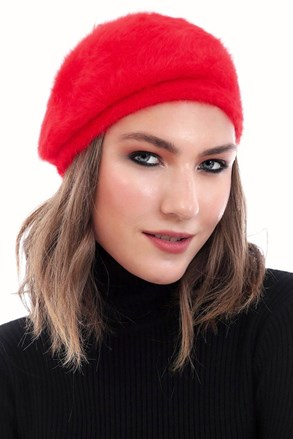 Beret Audry Red