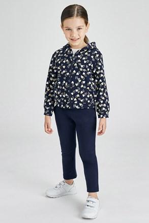 Komplet – dziewczęca bluza i spodnie dresowe Mayoral Hearts