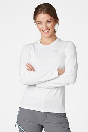 Damska biała koszulka funkcyjna Helly Hansen Lifa Active