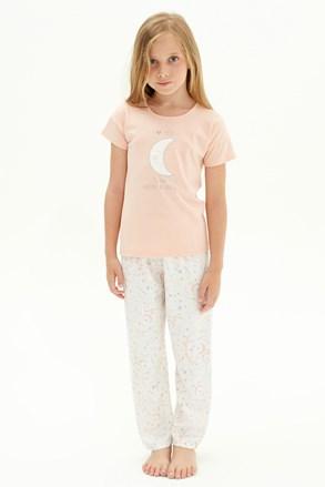 Dziewczęca piżama To The Moon
