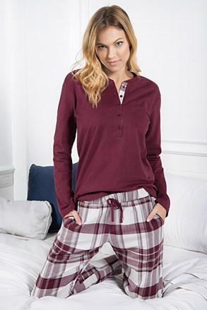 Damska piżama bawełniana Zaffiro