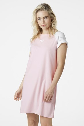 Różowa sukienka Helly Hansen