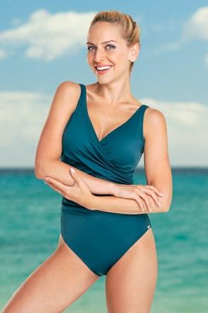 Jednoczęściowy strój kąpielowy Diana Green