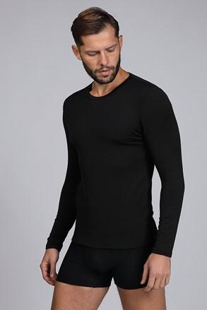 Czarna koszulka termiczna Basic
