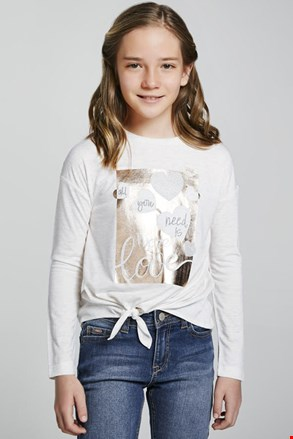 Koszulka dziewczęca Mayoral More Love