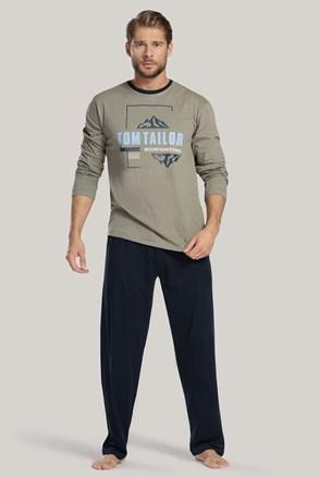 Piżama Tom Tailor Mountain khaki