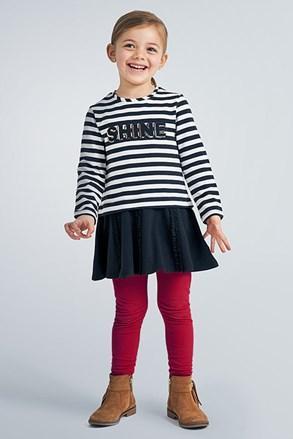 Dziewczęce legginsy Simple Color