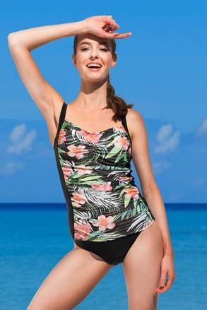 Damski kostium kąpielowy tankini Maui Souvenir protetyczny