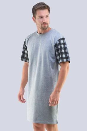 Szara koszula nocna Ernest