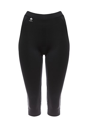 Czarne spodnie 3/4 Freya Capri