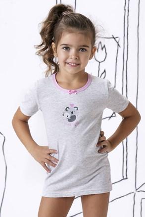 Dziewczęcy T-shirt bawełniany Emily
