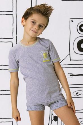 Chłopięcy T-shirt OK