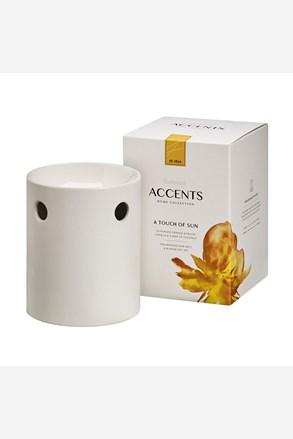 Kominek do aromaterapii i wosk A Touch of Sun