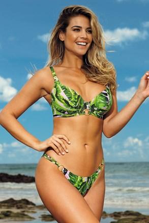 Dwuczęściowy damski kostium kąpielowy Jungle Oasis