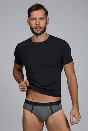 Męski komplet: T-shirt i slipy Dandy czarne