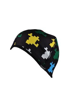 Chłopięca dwustronna czapka VOXX Minecraft