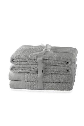 Komplet ręczników Amari M szary
