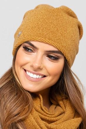 Wełniana damska czapka Anna