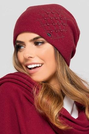 Damska wełniana czapka Asturia