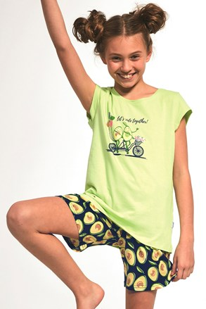 Piżama dziewczęca Avocado