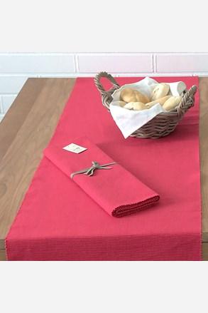 Bieżnik na stół Home Design czerwony