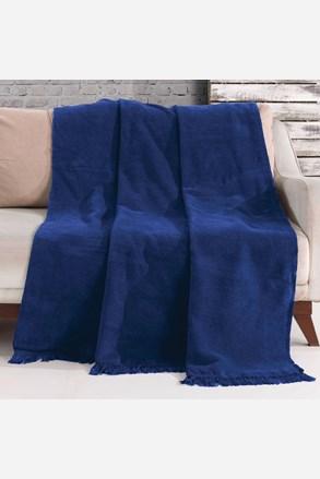 koc Luxus niebieski