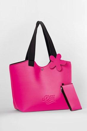 Torba plażowa Lady Etna różowa