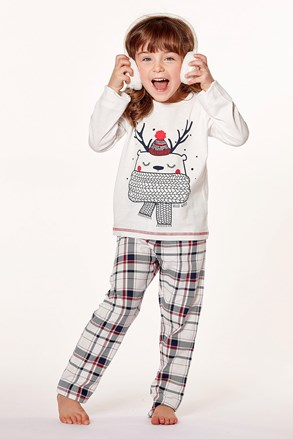 Dziewczęca piżama Sapin