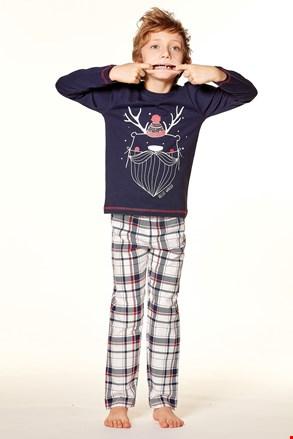 Chłopięca piżama Noel