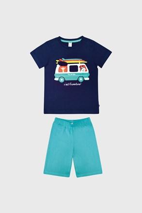 Chłopięca piżama Bus