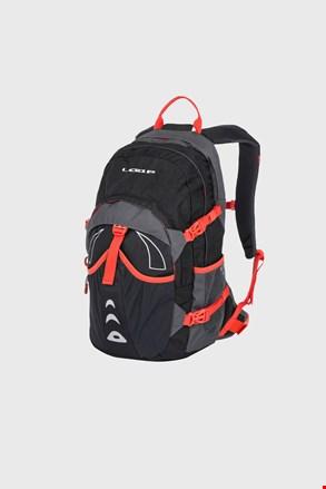 Czarno-czerwony plecak LOAP Topgate
