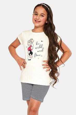 Dziewczęca piżama Be Wild I