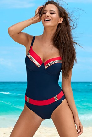Jednoczęściowy damski kostium kąpielowy Brigitte