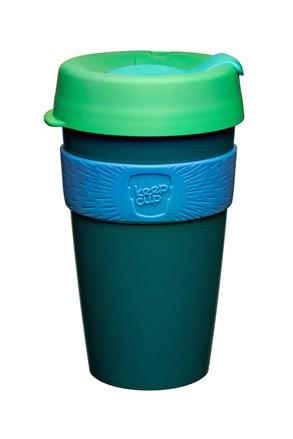 Kubek podróżny Keepcup zielony 454 ml