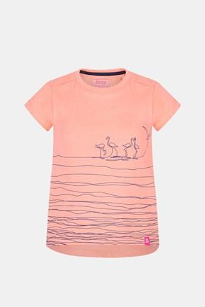 Dziewczęcy T-shirt LOAP Batya