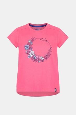 Dziewczęcy T-shirt LOAP Banee