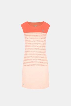Pomarańczowa sukienka LOAP Abrisa