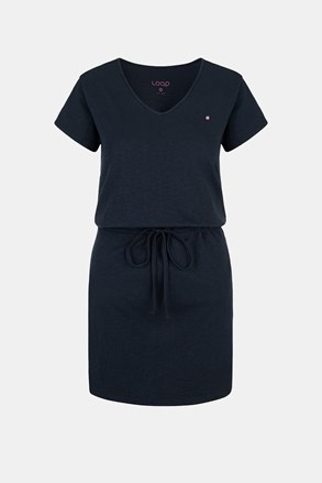 Niebieska sukienka LOAP Blanka
