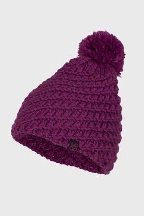 Zimowa czapka LOAP Zahra różowa