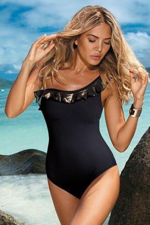 Jednoczęściowy damski kostium kąpielowy Carmen