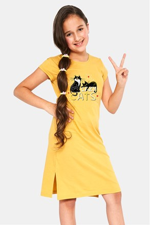 Dzieczęca koszula nocna Cats II